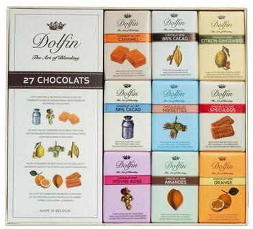 27-er-Geschenkbox-Minitafeln