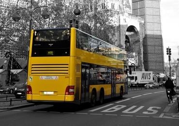 Mit dem Fernbus quer durch Deutschland reisen