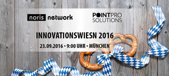 noris network - Innovationswiesn 2016