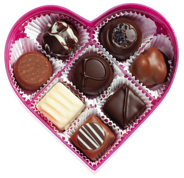 Prestat Heart Box